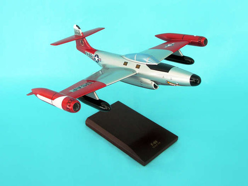 F-89d Scorpion 1/48  - United States Air Force (USA) - Museum Company Photo