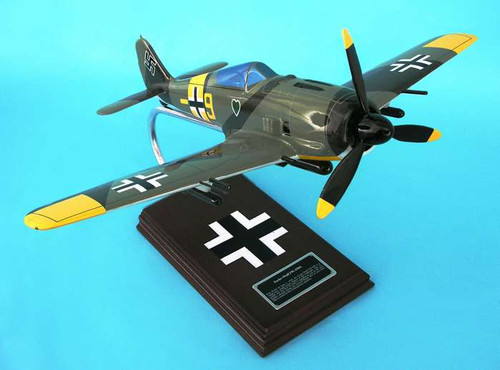 FW-190a 1/24  - German Air Force (Germany) - Museum Company Photo