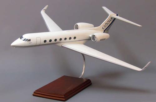 Gulfstream G550 1/48  - Corporate Jet - Museum Company Photo