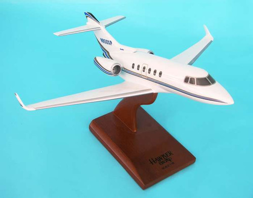 Hawker 850xp Execujet 1/48  - Corporate Jet - Museum Company Photo
