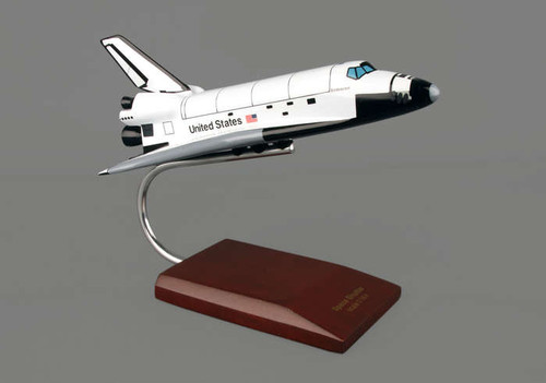 Shuttle Orbiter  - Space Vehicle - Museum Company Photo