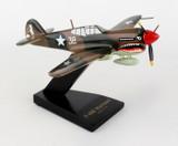 P-40e Warhawk 1/48  - US ARMY AIRCRAFT (USA) - Museum Company Photo