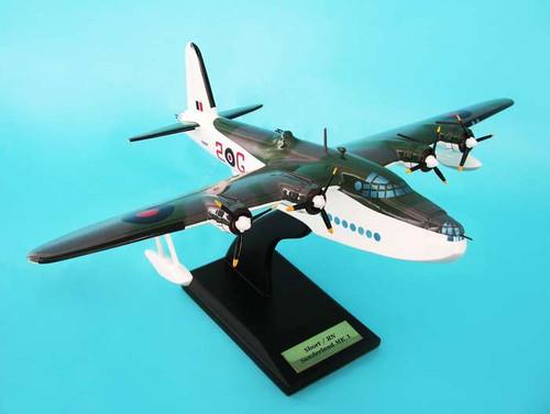 Sunderland Mkiii Seaplane 1/72  - Royal Air Force (Britain) - Museum Company Photo