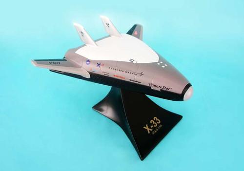 X-33 Venture Star 1/50  - Space Vehicle - Museum Company Photo