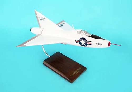 XF-92a USAF 1/32  - Space Vehicle - Museum Company Photo