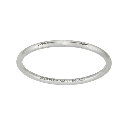 Museum Company Bomb Jewelry - Arrow Bangle