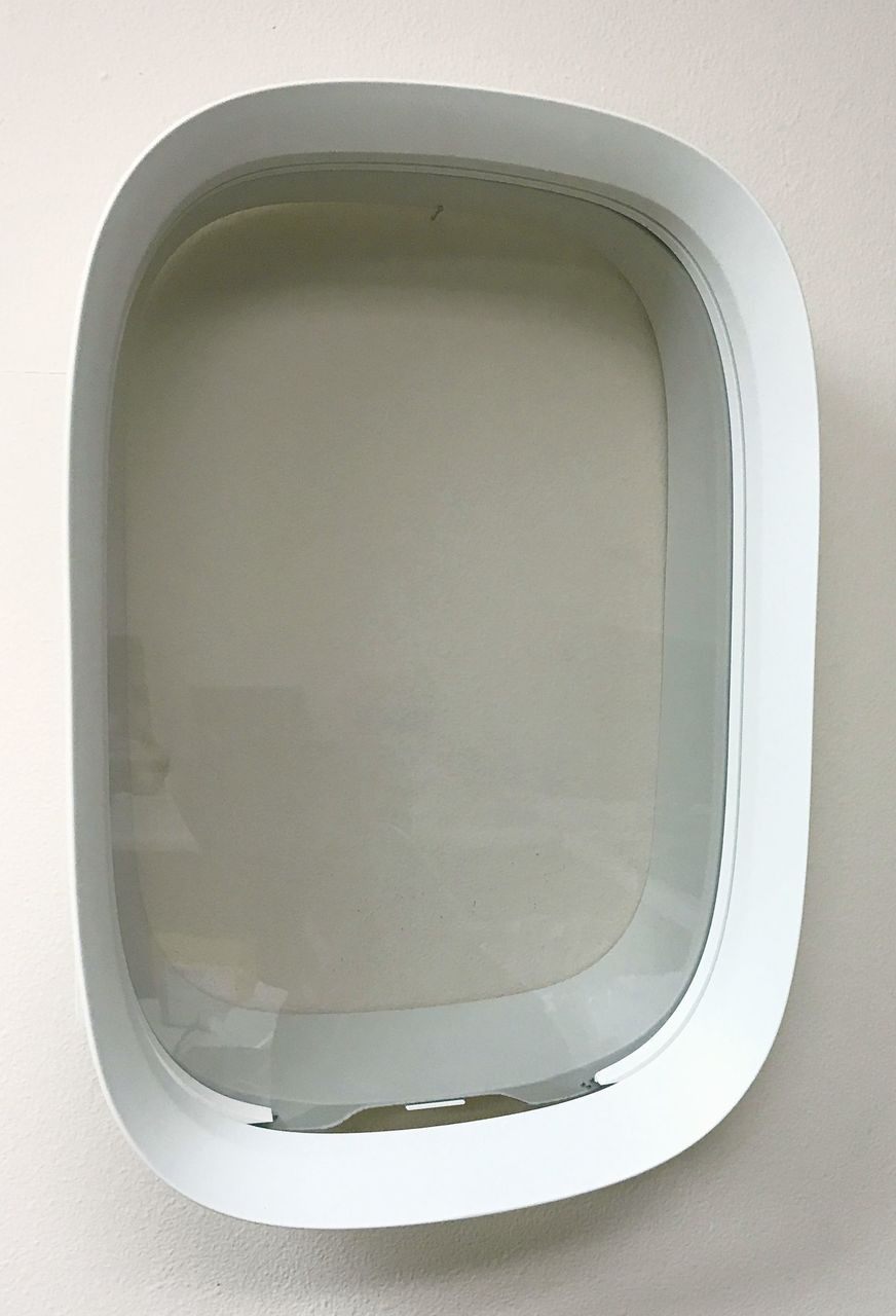 Boeing 747 Airplane Windows Assembly / Portal - Plane Parts - Air & Space