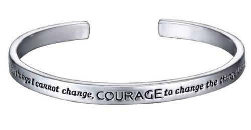 Museum Company Serenity Prayer Bracelet - Inspirational Jewelry - Museum Store Company Photo