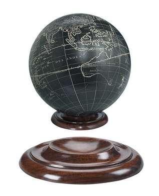 "Globe Base, Wood and Vaugondy 7"" - Photo Museum Store Company"