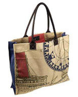 Steamer Tote Bag - Photo Museum Store Company