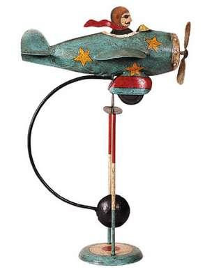 Flying Ace - Balance Toy - Motion Art and Motion Sculpture - Photo Museum Store Company