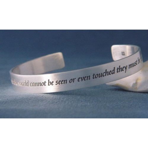 Best And Most Beautiful Sterling Silver Cuff - Inspirational Jewelry Photo
