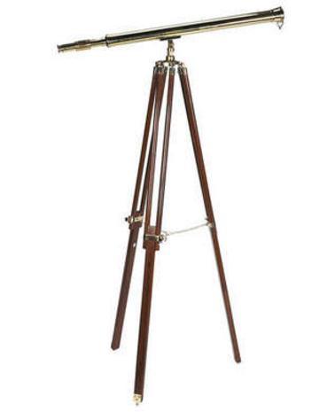 Floorstand Telescope, 20x Magnification - Photo Museum Store Company