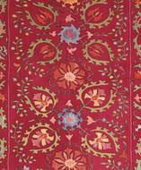 Raspberry Wedding Blanket, Single Size - Photo Museum Store Company