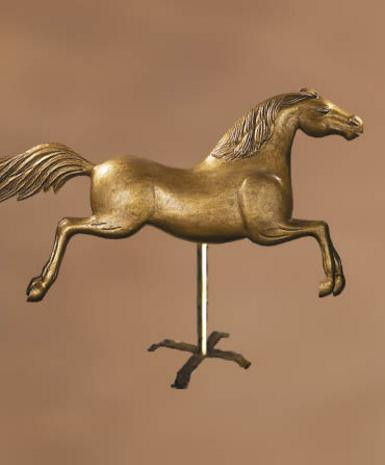 Horse Weathervane Trade Sign - Photo Museum Store Company