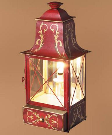 Bell Tower Lantern, Electric - Photo Museum Store Company