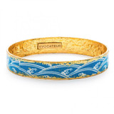 Blue Tide Bangle - Museum Jewelry - Museum Company Photo