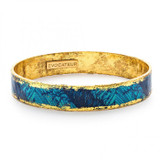 Blue Palm Bangle - Museum Jewelry - Museum Company Photo