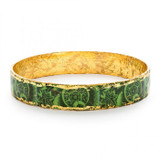 Green Kiwi Bangle - Museum Jewelry - Museum Company Photo