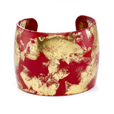 Island Cuff- Red - Museum Jewelry - Museum Company Photo