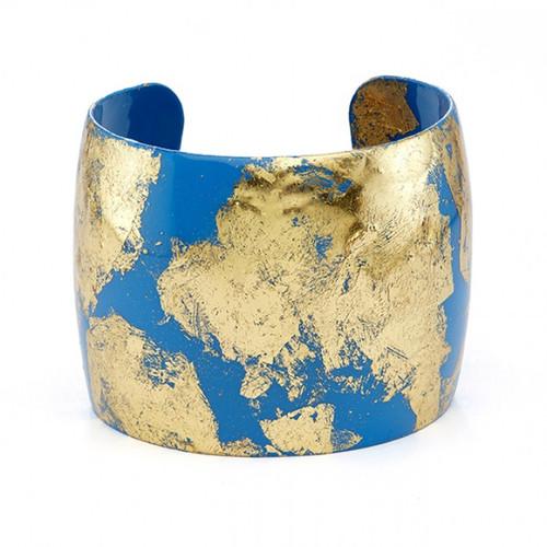 Island Cuff - Blue - Museum Jewelry - Museum Company Photo