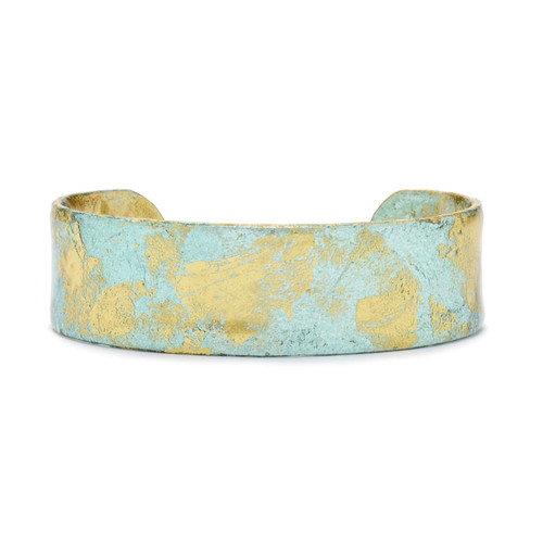 Turquoise Cuff - Museum Jewelry - Museum Company Photo
