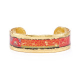 Cinnebar Cuff - Museum Jewelry - Museum Company Photo