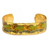 Yellow Dragon Cuff - Museum Jewelry - Museum Company Photo