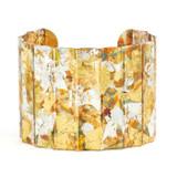 Silver Confetti Milano Cuff - Museum Jewelry - Museum Company Photo