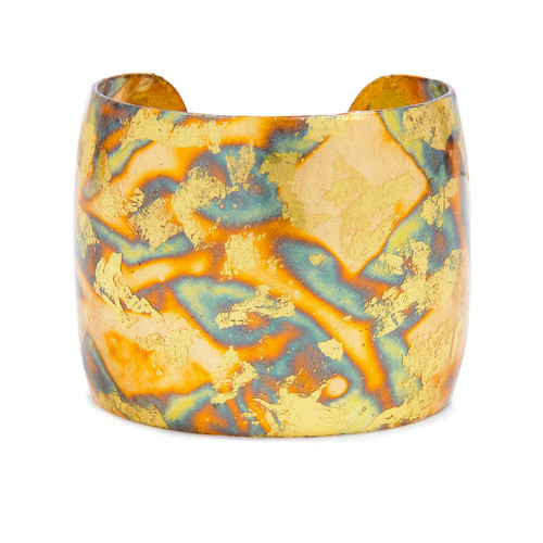 The Oceans Cuff - Museum Jewelry - Museum Company Photo