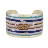 Nautical Knot Cuff - Museum Jewelry - Museum Company Photo