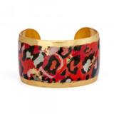 Red Leopard Cuff - Museum Jewelry - Museum Company Photo