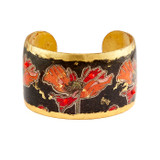 Art Deco Poppies Cuff - Museum Jewelry - Museum Company Photo
