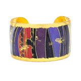 "Bordeaux Cuff - 1.5"" - Museum Jewelry - Museum Company Photo"