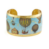 French Balloons Cuff - 1.5 inch - Museum Jewelry - Museum Company Photo