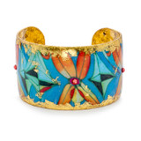 Sea Floral Cuff - Museum Jewelry - Museum Company Photo