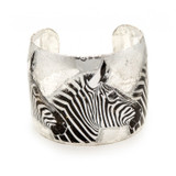 3 Zebras Cuff - Museum Jewelry - Museum Company Photo