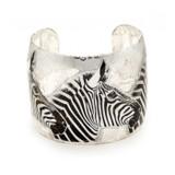3 Zebras Cuff - Museum Jewelry - Museum Company Photo