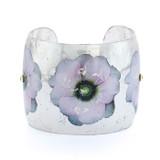 Anemone Cuff - Silver - Museum Jewelry - Museum Company Photo