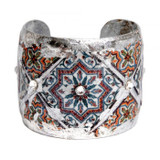 Pompeii Cuff - Silver - Museum Jewelry - Museum Company Photo