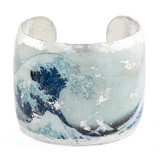 The Wave Cuff - Museum Jewelry - Museum Company Photo