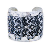 New Orleans Cuff - Silver - Museum Jewelry - Museum Company Photo