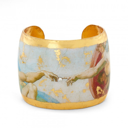 The Creation Cuff - Museum Jewelry - Museum Company Photo