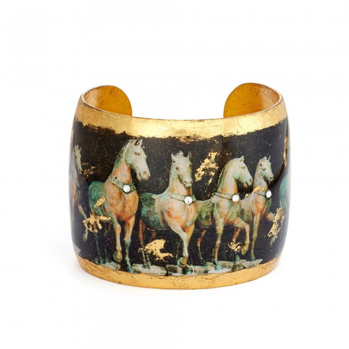 Cavalli Cuff - Museum Jewelry - Museum Company Photo