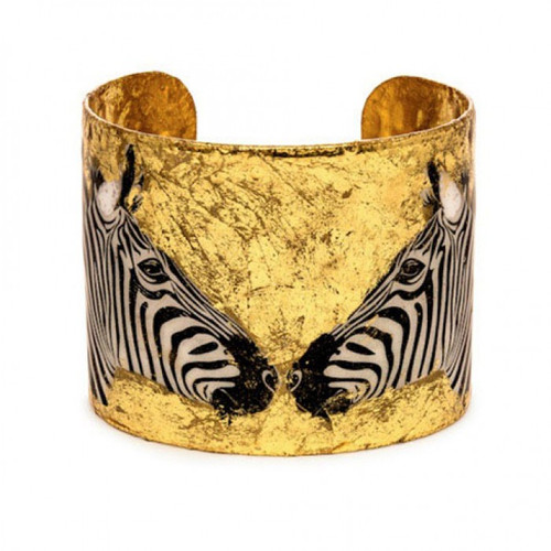 4 Zebras Cuff - Museum Jewelry - Museum Company Photo