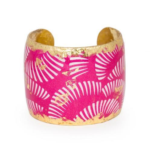 Pink Azalea Cuff - Museum Jewelry - Museum Company Photo