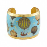 French Balloons Cuff - 2 inch - Museum Jewelry - Museum Company Photo