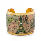 Vintage Paris Cuff - Museum Jewelry - Museum Company Photo