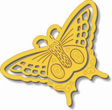 Field Museum Butterfly Bookmark - Photo Museum Store Company