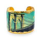 Brooklyn Bridge Cuff - Museum Jewelry - Museum Company Photo